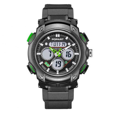 Online POPART 765AD Outdoor LED Digital Sports Multifunction Wristwatch for Men