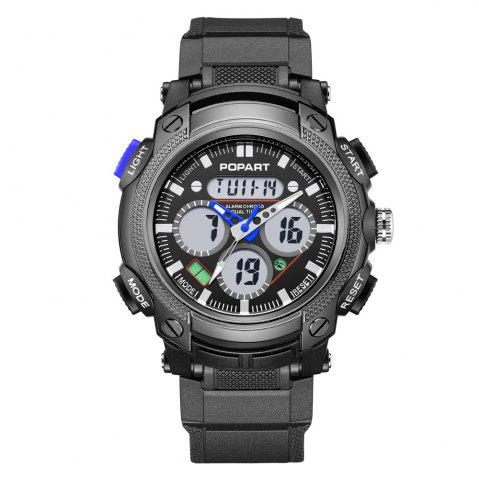 Outfits POPART 765AD Outdoor LED Digital Sports Multifunction Wristwatch for Men