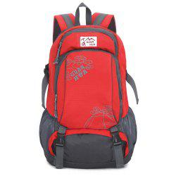 Men women Outdoor Mountaineering Bags Waterproof Sports Backpack -