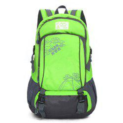 Hommes Femmes Outdoor Alpinisme Sacs Waterproof Sports Backpack -