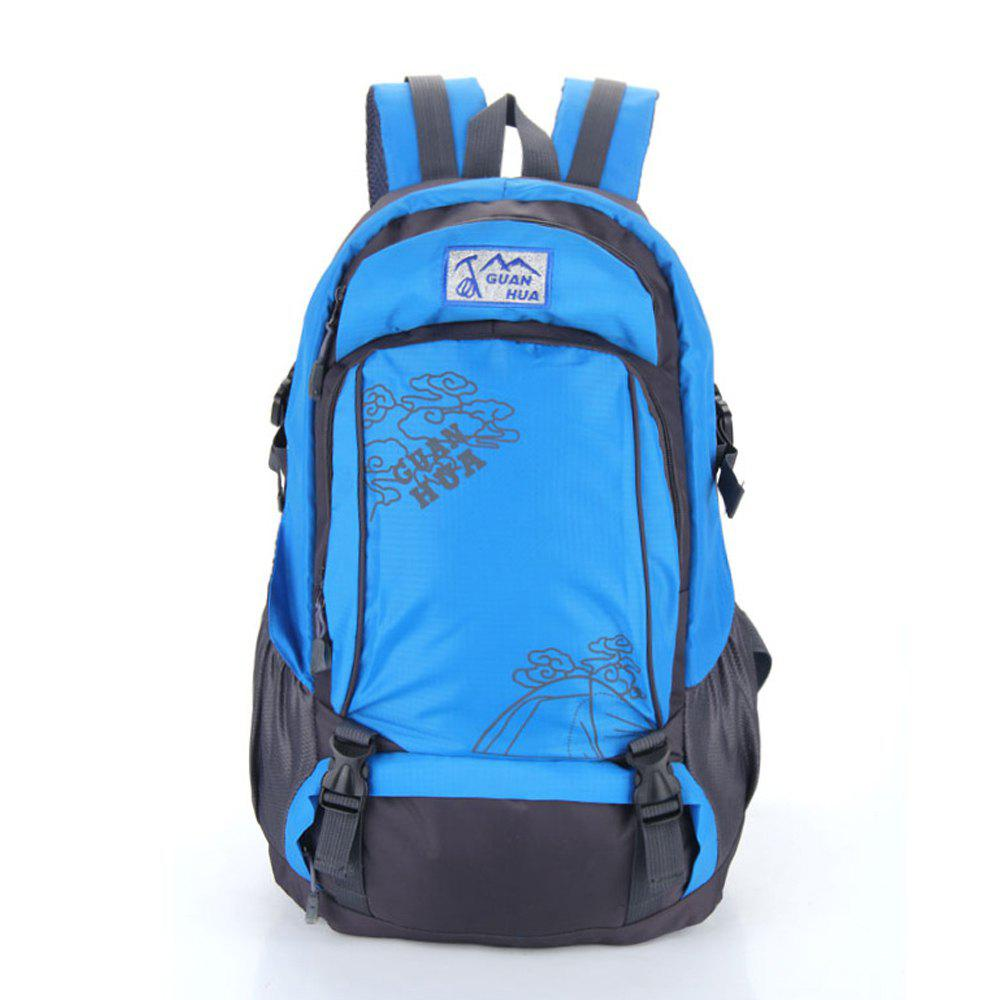 Hommes Femmes Outdoor Alpinisme Sacs Waterproof Sports Backpack