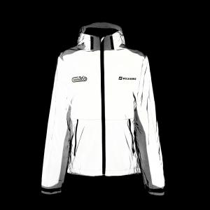 Women's Night Vision 360 Reflective Waterproof Jacket -