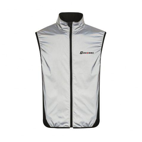 Unique Supersoft Reflective Running Vest