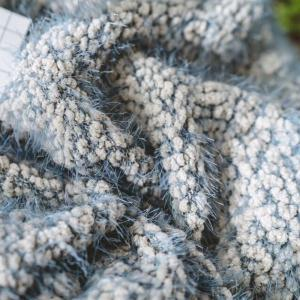 The New Product is Super Soft With Warm Yarn Blanket -