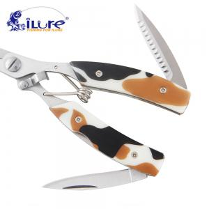 Ilure Multifunction Fishing Plier19cm 130G -