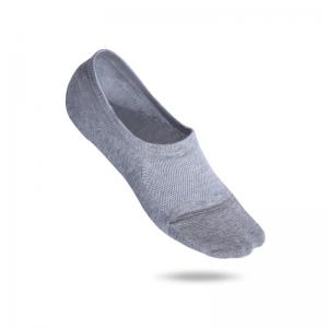 Women Socks Stylish Shallow Silica Gel Antiskid and Anti Bacterial Invisible Socks -
