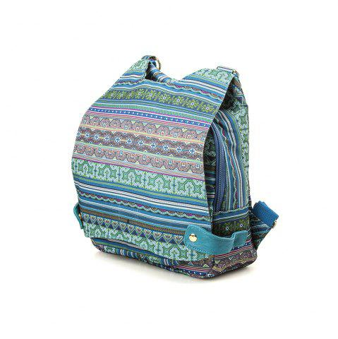 Hot Multi-function Canvas Backpack Top Handle Backpack Women Backpack