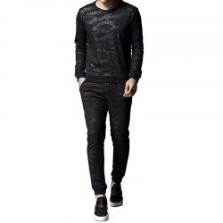 Men's Casual Warm Sweatshirt -