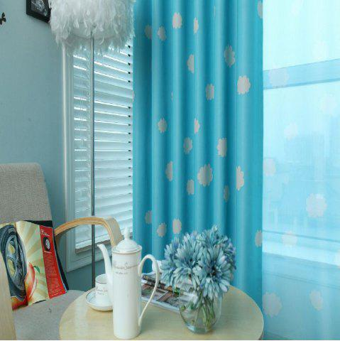 Hot Cloud Cover Bedroom Dreamy Curtains