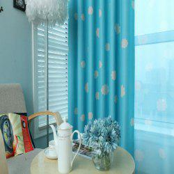 Cloud Cover Bedroom Dreamy Curtains -