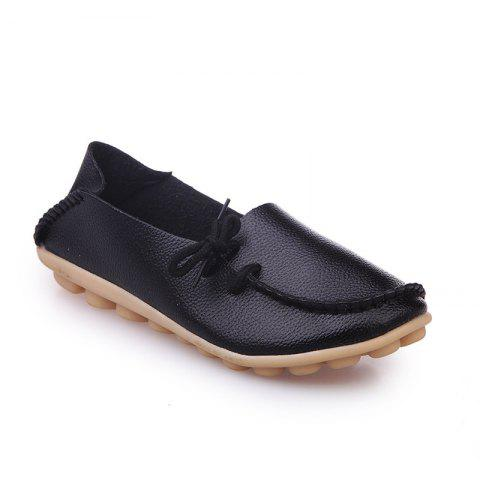 New Large Size Loose Flat Shoes
