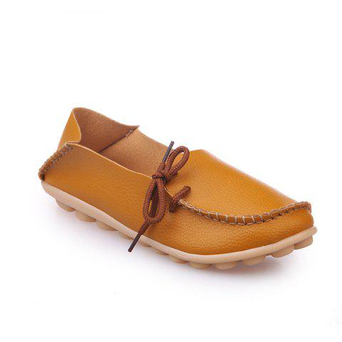 Discount Large Size Loose Flat Shoes