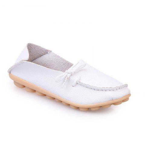 Online Large Size Loose Flat Shoes