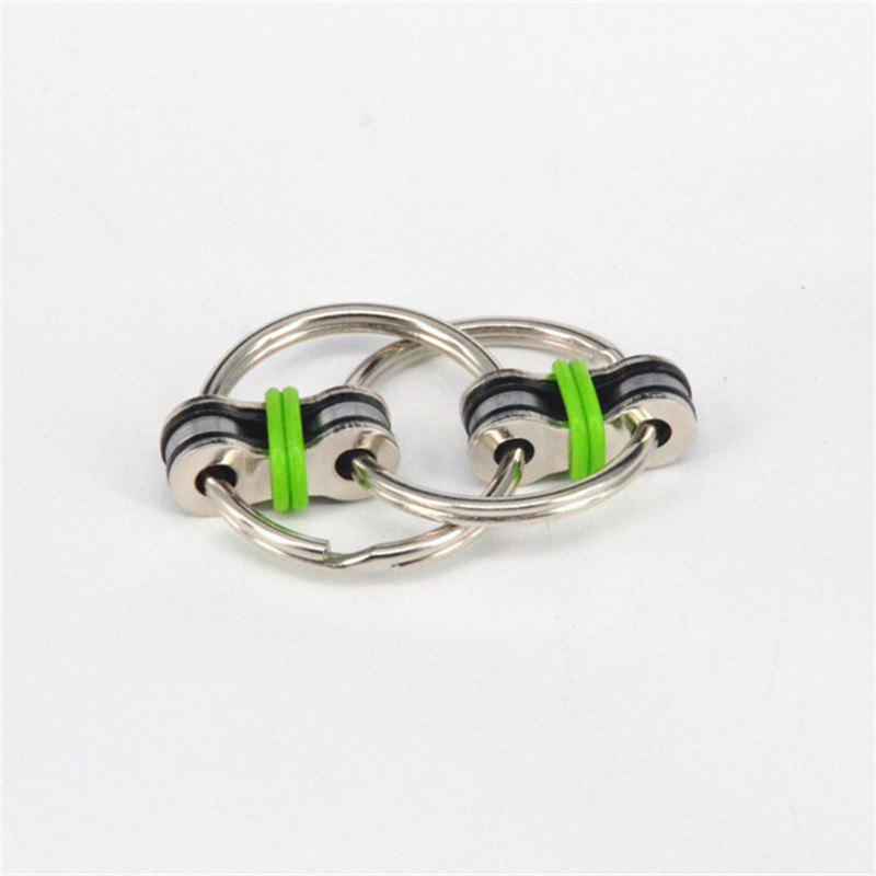 Hot 5 colors Creative Bike Chain Fidget Toy for Autism ADHD Stress