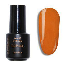 NewArtist Pur Couleur UV LED Nail Gel Polonais Orange Série 30S Séchage Rapide Longue Sock Off 7Ml -