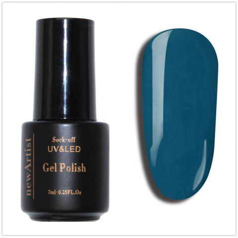 Chic NewArtist Pure Color UV LED Nail Gel Polish Sky Blue Series 30S Fast Drying Long Lasting Sock Off 7Ml