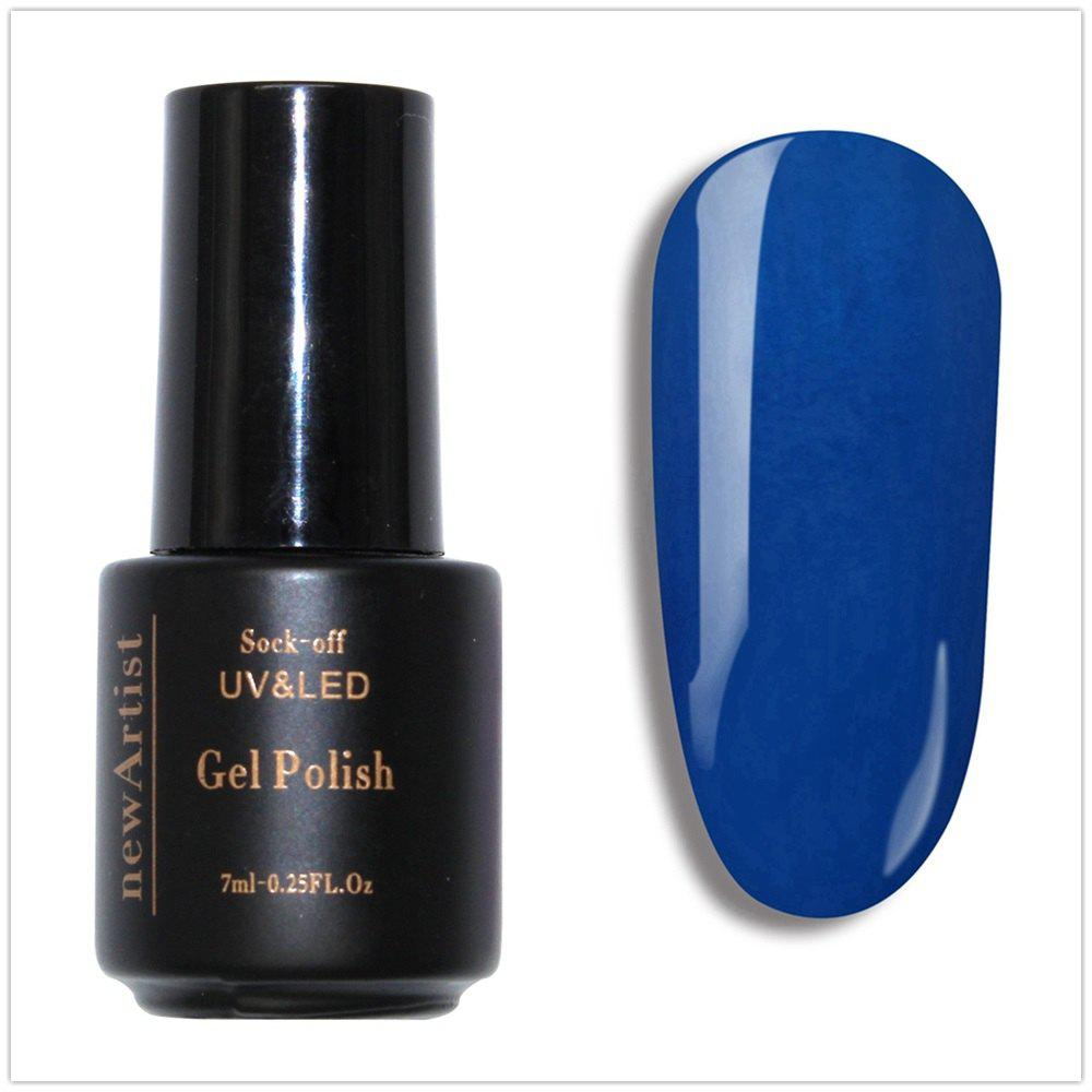 Shops NewArtist Pure Color UV LED Nail Gel Polish Royal Blue Series 30S Fast Drying Long Lasting Sock Off 7Ml