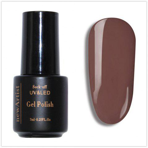 Sale NewArtist Pure Color UV LED Nail Gel Polish Cappuccino Series 30S Fast Drying Long Lasting Sock Off 7Ml