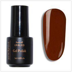 NewArtist Pure Color UV LED Nail Gel Polish Cappuccino Series 30S Fast Drying Long Lasting Sock Off 7Ml -