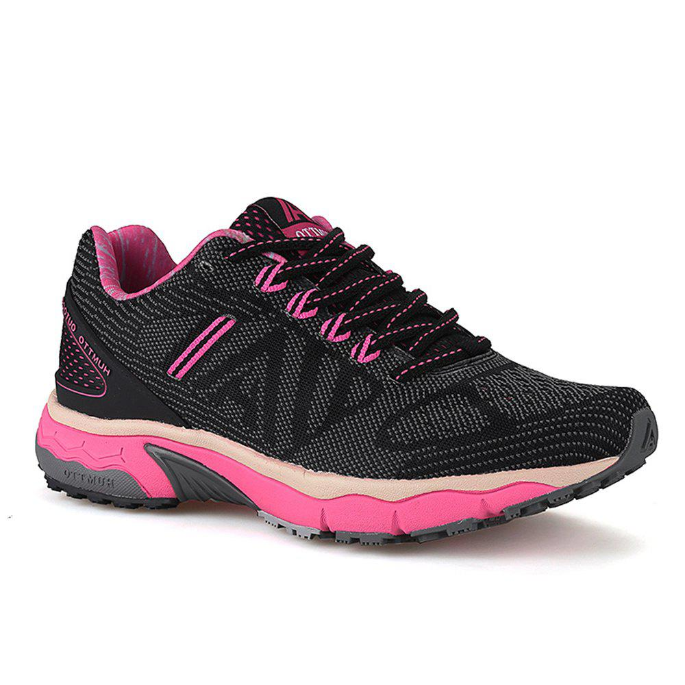Sale HUMTTO Running Shoes Casual Lightweight Breathable Women's Sneakers