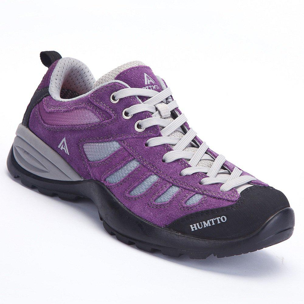 Store HUMTTO Women's Walking Shoes Trekking Shoes Non-slip Anti-fur Rubber Sneaker