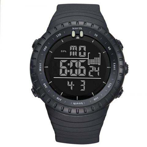 Outfit Hot Digital Watches Men Sports 50M Waterproof Quartz Large Dial Military Luminous Wristwatches Male Clock Relogio Mascul