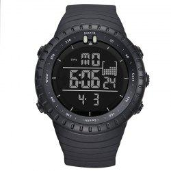 BIDEN 1113 Men Sports 50M Waterproof Quartz Large Dial Military Luminous Wristwatches -