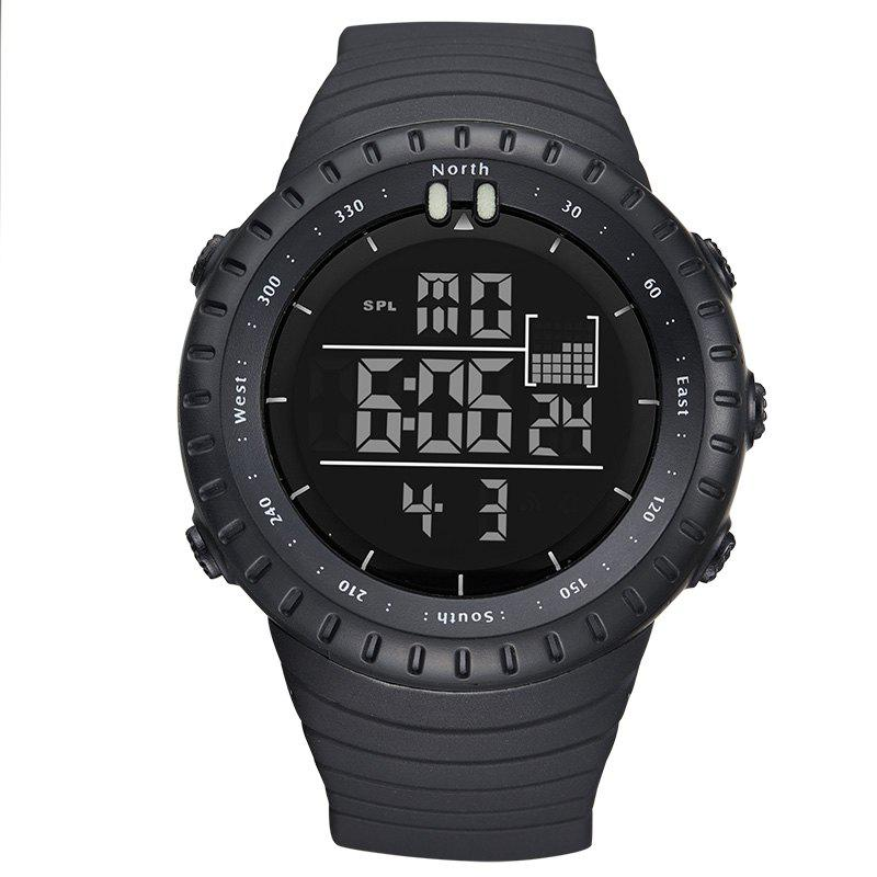 Outfit BIDEN 1113 Men Sports 50M Waterproof Quartz Large Dial Military Luminous Wristwatches