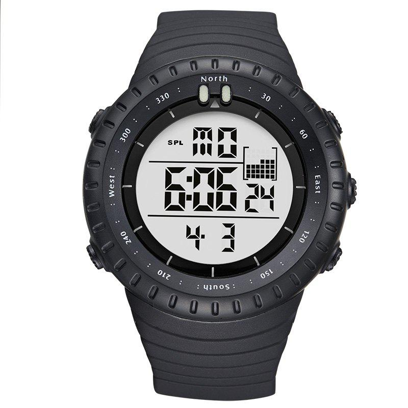 Online BIDEN 1113 Men Sports 50M Waterproof Quartz Large Dial Military Luminous Wristwatches