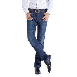 Business Casual Trim Jeans -