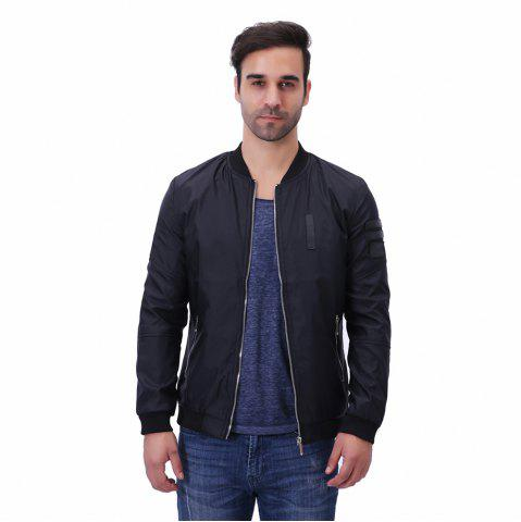 Cheap Men'S Zipper Jacket Decorations