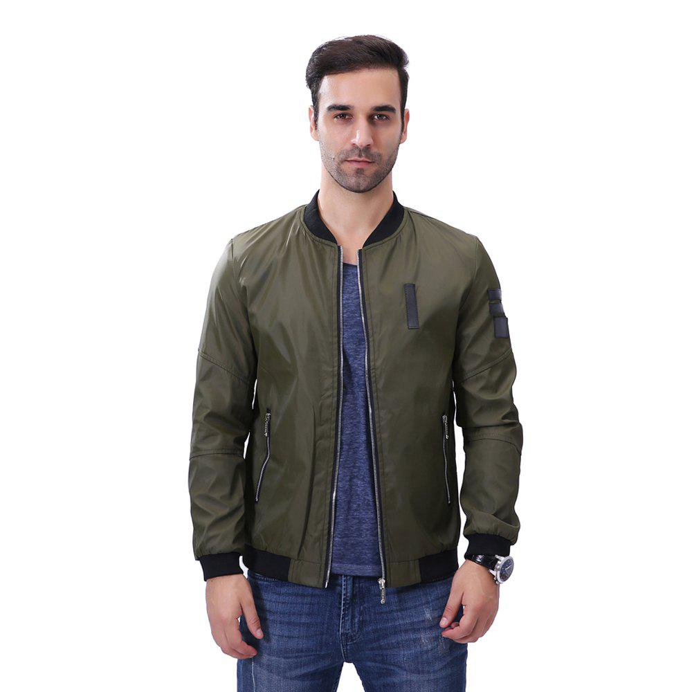 Best Men'S Zipper Jacket Decorations