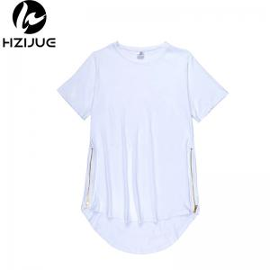 Trend Hip Hop Pure Cotton Round Collar T-Shirt -