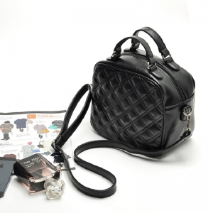 Women Shoulder Bags Female Party Crossbody Bag Black Small Handbag  Women's Tote Shoulder Bag -