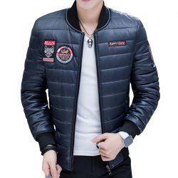 Men's Fashion Leather Jacket -