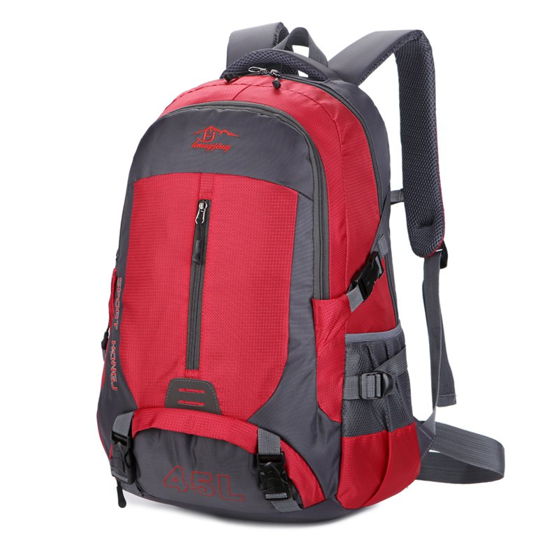 Latest Hongjing 45L Outdoor Casual Sporting Hiking Camping Climbing Backpack