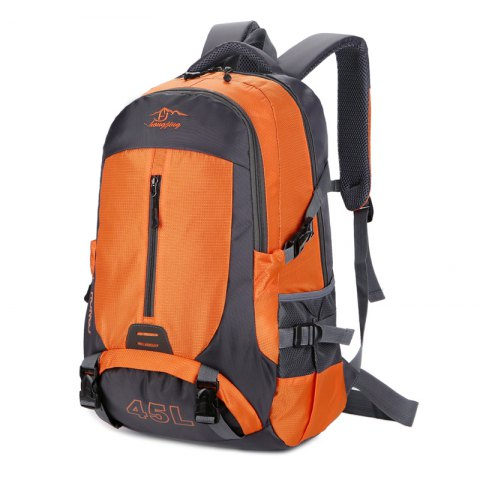Outfit Hongjing 45L Outdoor Casual Sporting Hiking Camping Climbing Backpack