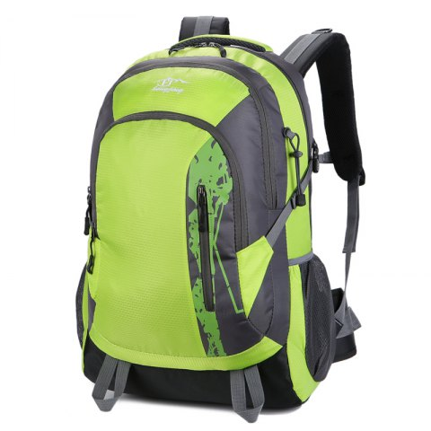 Sale Hongjing Hiking Camping Traveling Large Space Backpack