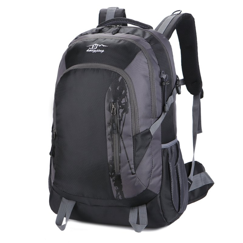 Outfit Hongjing Hiking Camping Traveling Large Space Backpack