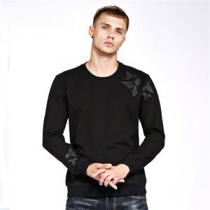 Men's Sweatshirt Casual Print All Match Long Sleeve Sweatshirt -
