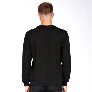 Men's Sweatshirt Casual Letter Print Comfy All Match Long Sleeve Sweatshirt -