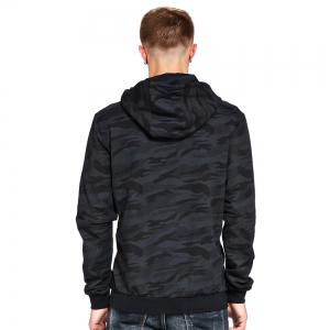 Men's Hoodie Casual Fashion Camouflage All Match Long Sleeve Hoodie -