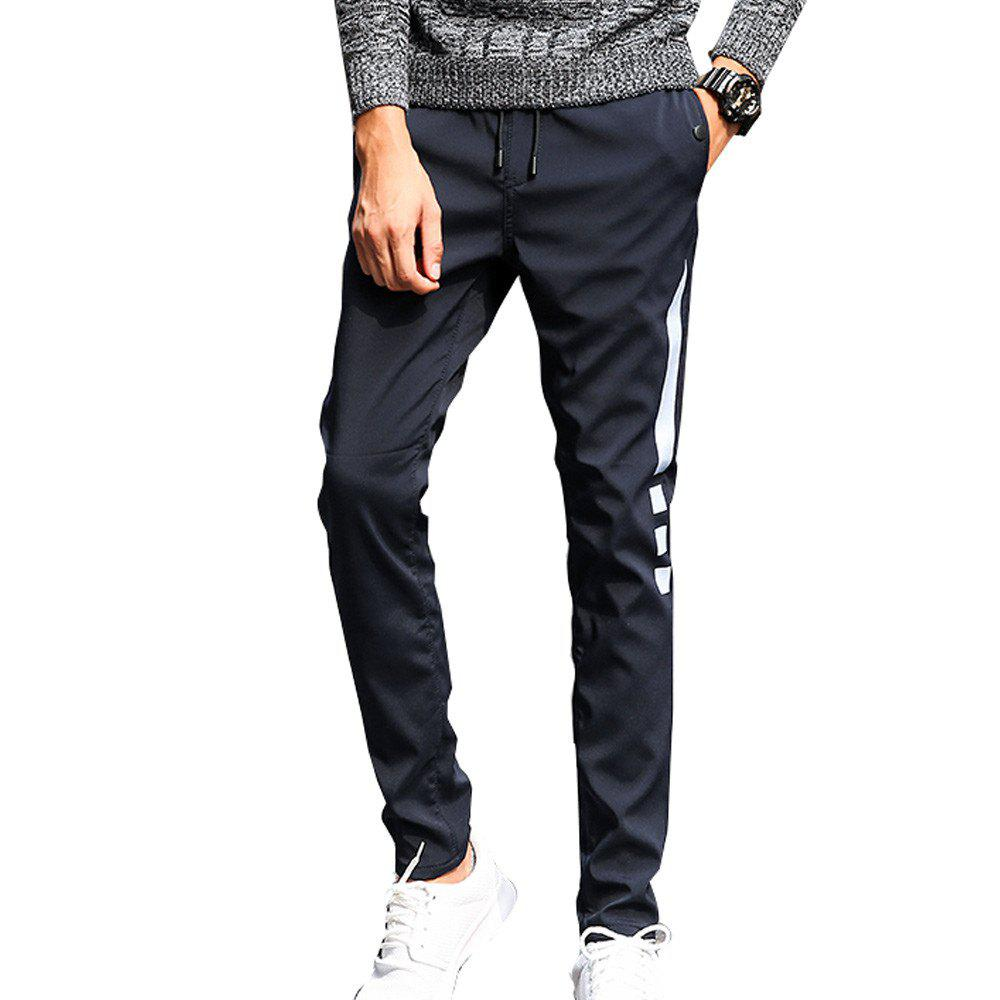 Shop Men's Casual Pants Warm Comfy Fashion Thickened All Match Pants
