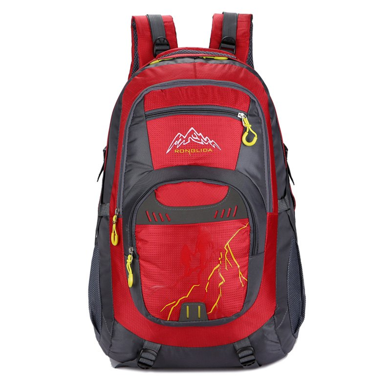 Cheap 50L Nylon Men women Waterproof Travel Bag Couple Sports Largecapacity Travel Backpack