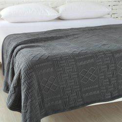 New Products With Thick Warm Cotton Knitted Wool Casual Blankets -