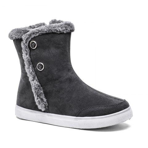 Shops Autumn and Winter High-Top Fashion Snow Boots for Men