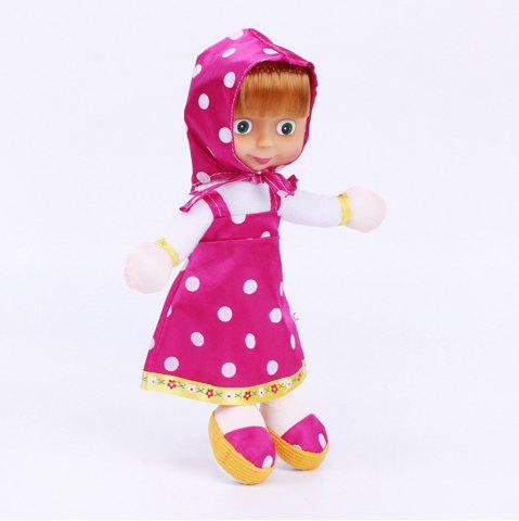 Store 22 Cm Lovely Flower Girl Super Soft Plush Toys