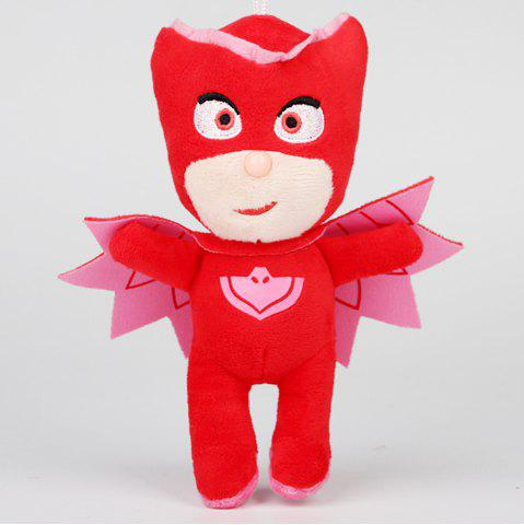 Trendy 20CM Small Masked Man Plush Toy