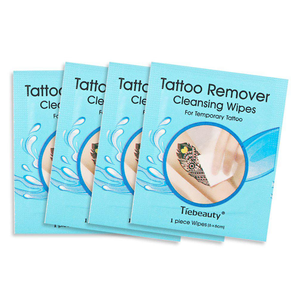 31% OFF] 4pcs Tattoo Removers Cleansing Wipes Set For Temporary ...