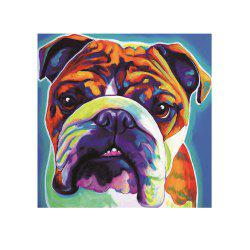 Naiyue 7216 Bulldog Print Draw Diamond Drawing -